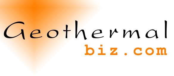 Geothermal biz.com logo - Go to home page